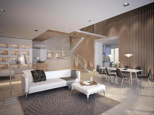 Cho thuê căn hộ chung cư City Garden Promenade Crescent Bình Thạnh