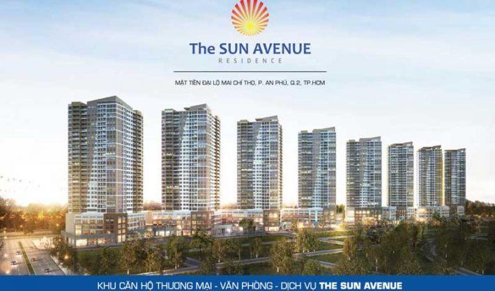 Chuyên Cho thuê và sang nhượng dự án Sun Avenue căn hộ 1 2 3 phòng ngủ