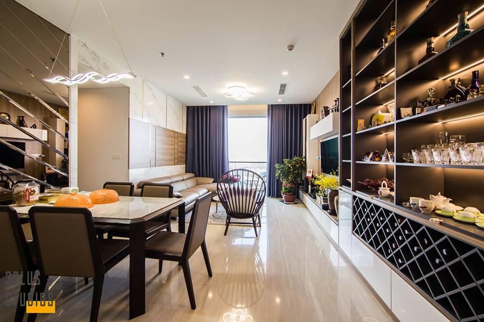 Cho thuê 3 phòng ngủ Sav6 sun avenue căn hộ cao cấp giá tốt quận 2