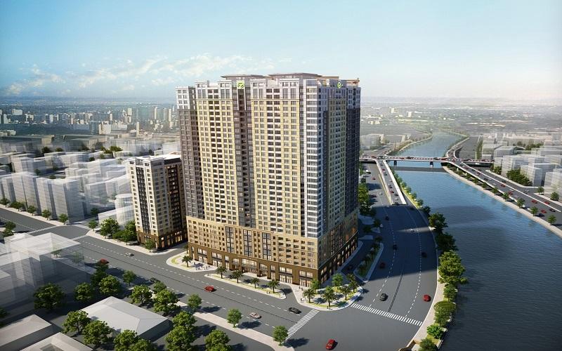 Đầu tư bất động sản tòa nhà văn phòng tòa nhà chung cư Part 1