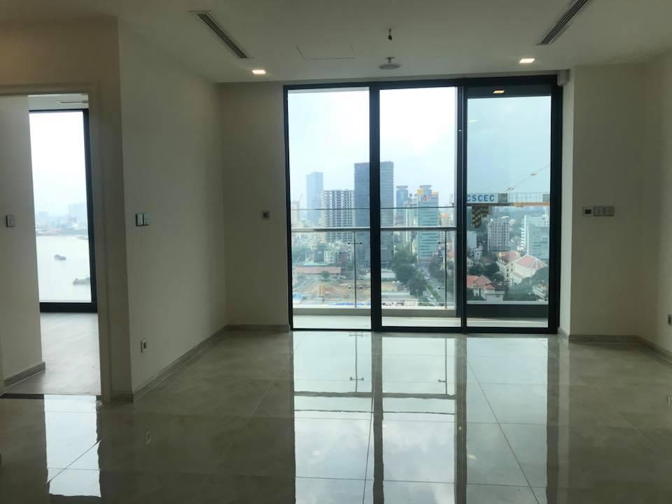Cho thuê văn phòng Vinhomes Golden River 2 phòng ngủ giá 900USD